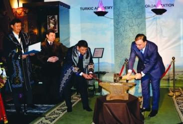 Beynəlxalq Türk Akademiyasında Novruz ənənələri nümayiş olunub