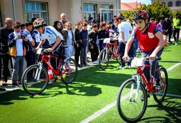 Məktəblərdə velosiped idman növü üzrə dünya çempionatı barədə tədbirlər keçiriləcək