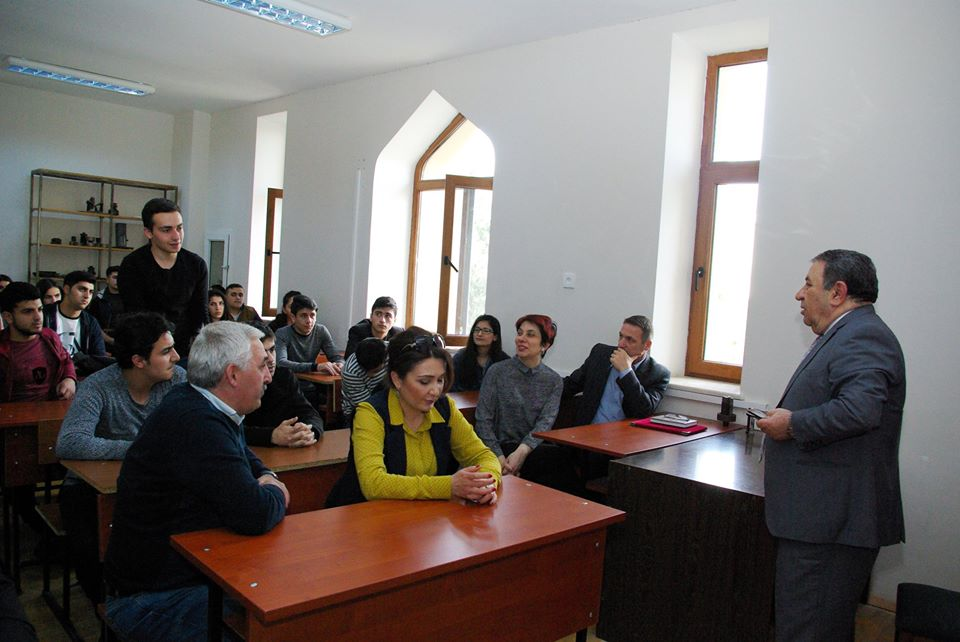 Texniki Universitetdə yeni yarışmaya start verildi