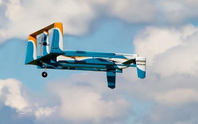 Jestə və səsə reaksiya verən dronlar patentləşdirildi