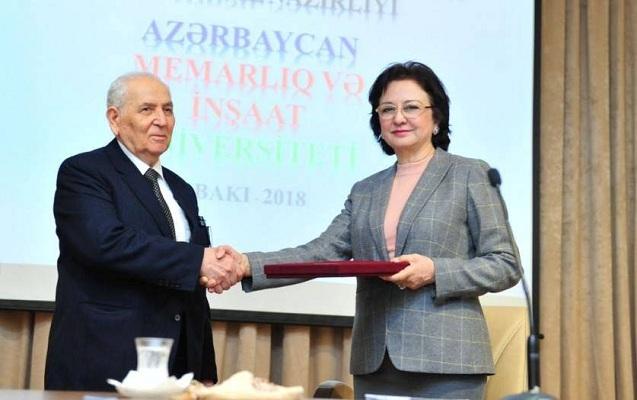 Azərbaycan Memarlıq və İnşaat Universitetini seçən əcnəbilərin sayı artıb