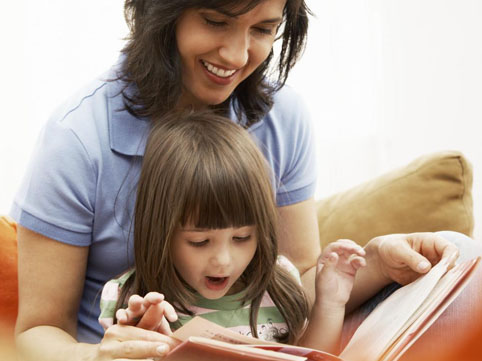 Uşaqlar üçün şəkilli kitablara üstülük verilməlidir