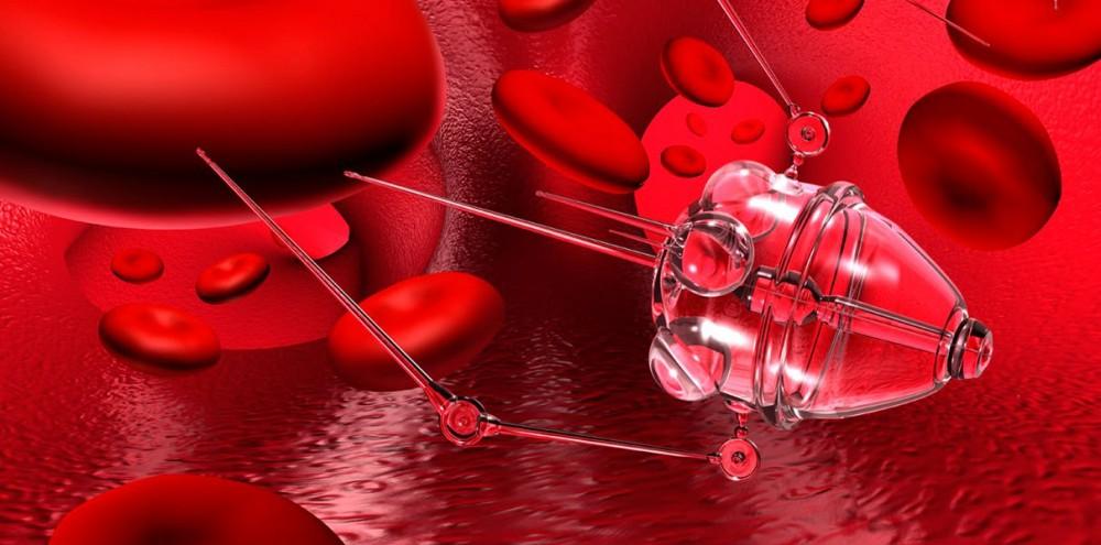 Çin alimləri xərçəng xəstəliyini müalicə edən nanorobot yaradıblar