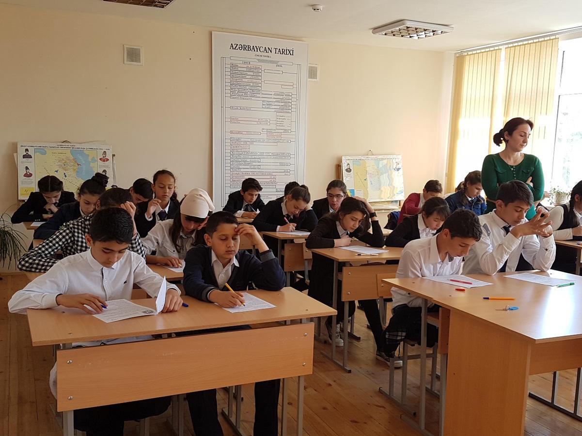 Aİ Azərbaycan təhsilində vacib sistemin yaradılmasına kömək edəcək
