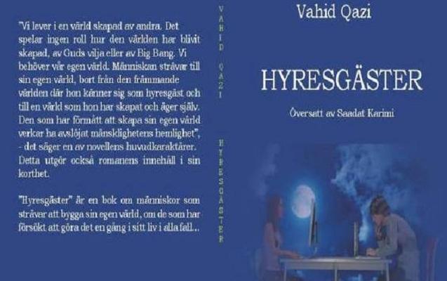 İsveçdə Azərbaycan romanı