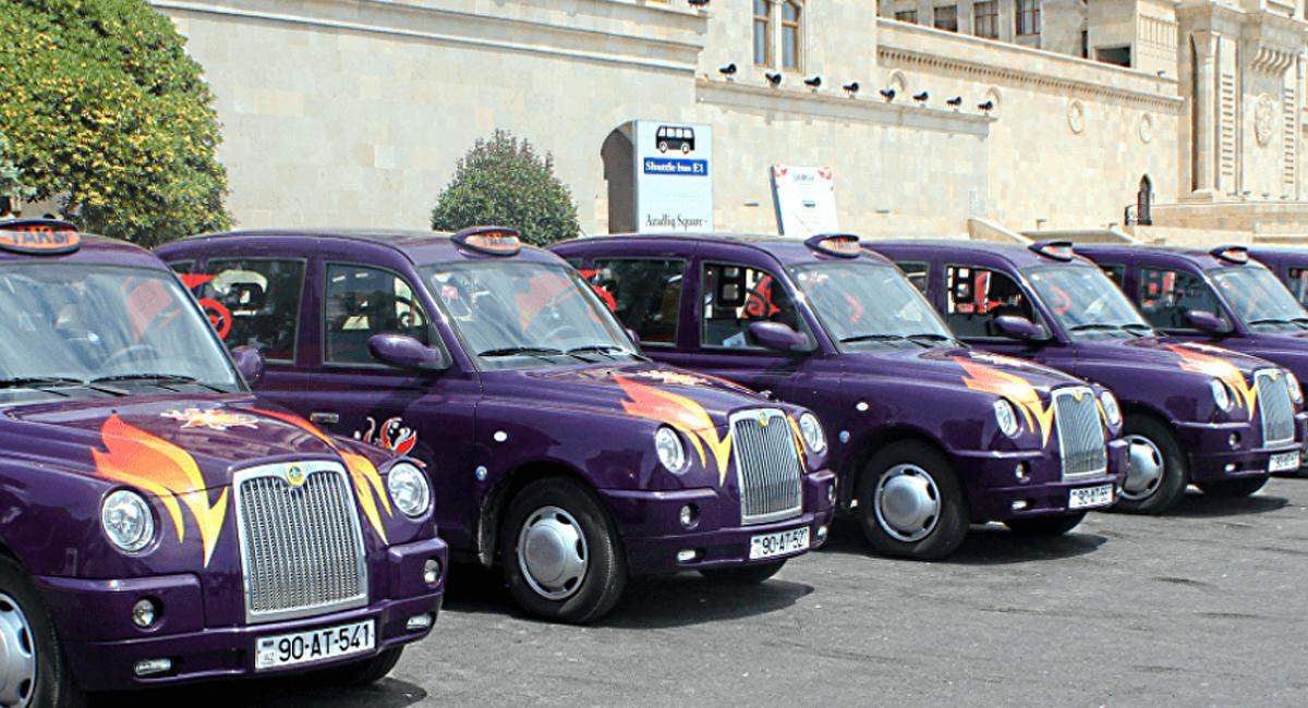 Taksi sürücülərinin başı daha yaxşı İŞLƏYİR