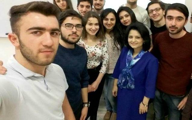 """""""Magistraturanı xaricdə oxumaq istəyirəm"""" - Olimpiadanın qızıl MEDALÇISI"""
