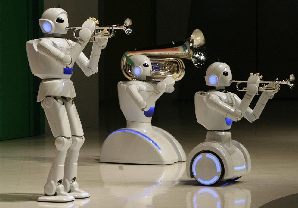 Robotlar insanlardan daha az səhv edir-Təhlil
