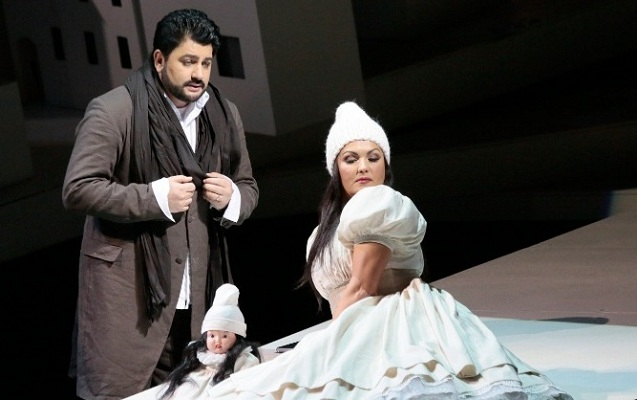 """Opera ifaçısı Yusif Eyvazov """"Qızıl Maska"""" ilə təltif edilib"""