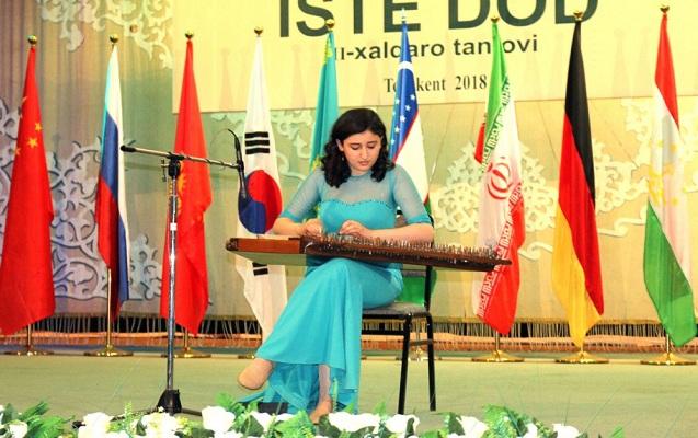 Azərbaycanlı şagird beynəlxalq müsabiqədə qalib oldu