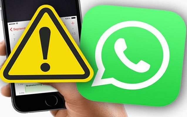 """Ehtiyatlı olun: """"WhatsApp""""ı çökdürən virus yayılır"""