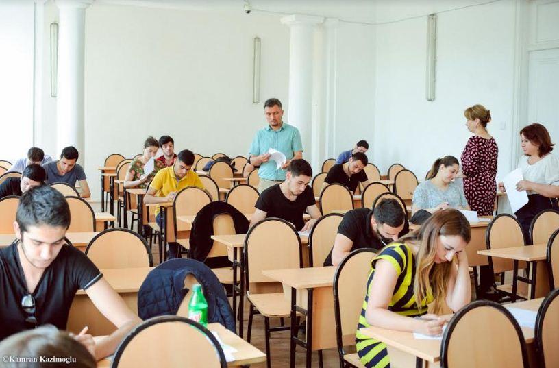 Bu universitet yeni imtahan modelləri tətbiq edir