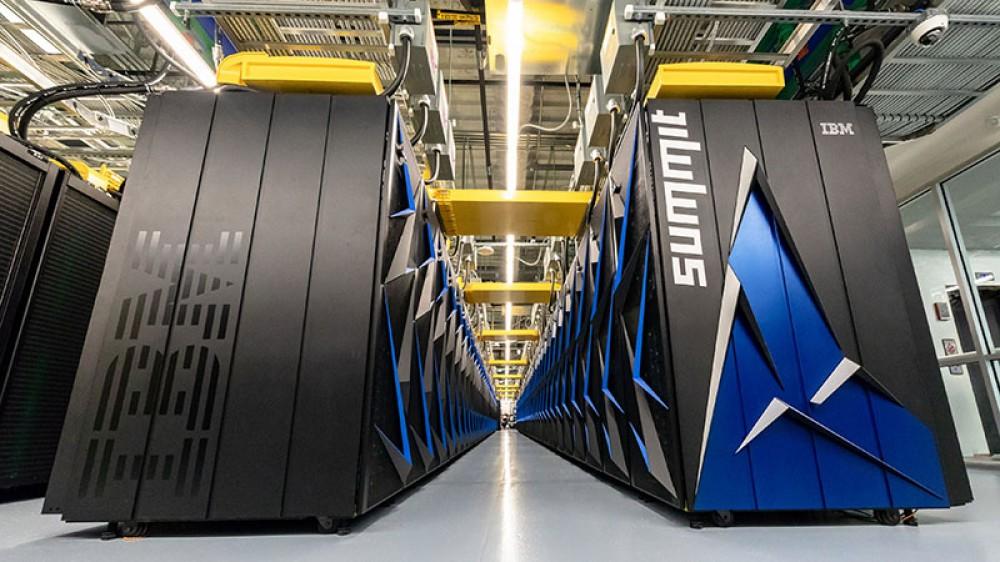 ABŞ-da dünyanın ən güclü superkompüteri hazırlanıb