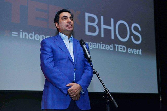 BANM-da ilin ilk TEDxBHOS konfransı keçirildi