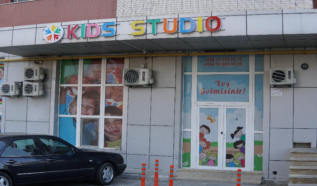 """""""Kids Studio""""da baş verənləri hüquq-mühafizə orqanları araşdırır - Dövlət Komitəsi"""