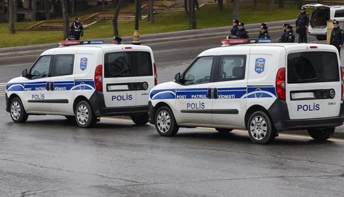 Bağça müdiri polis bölməsinə aparılıb
