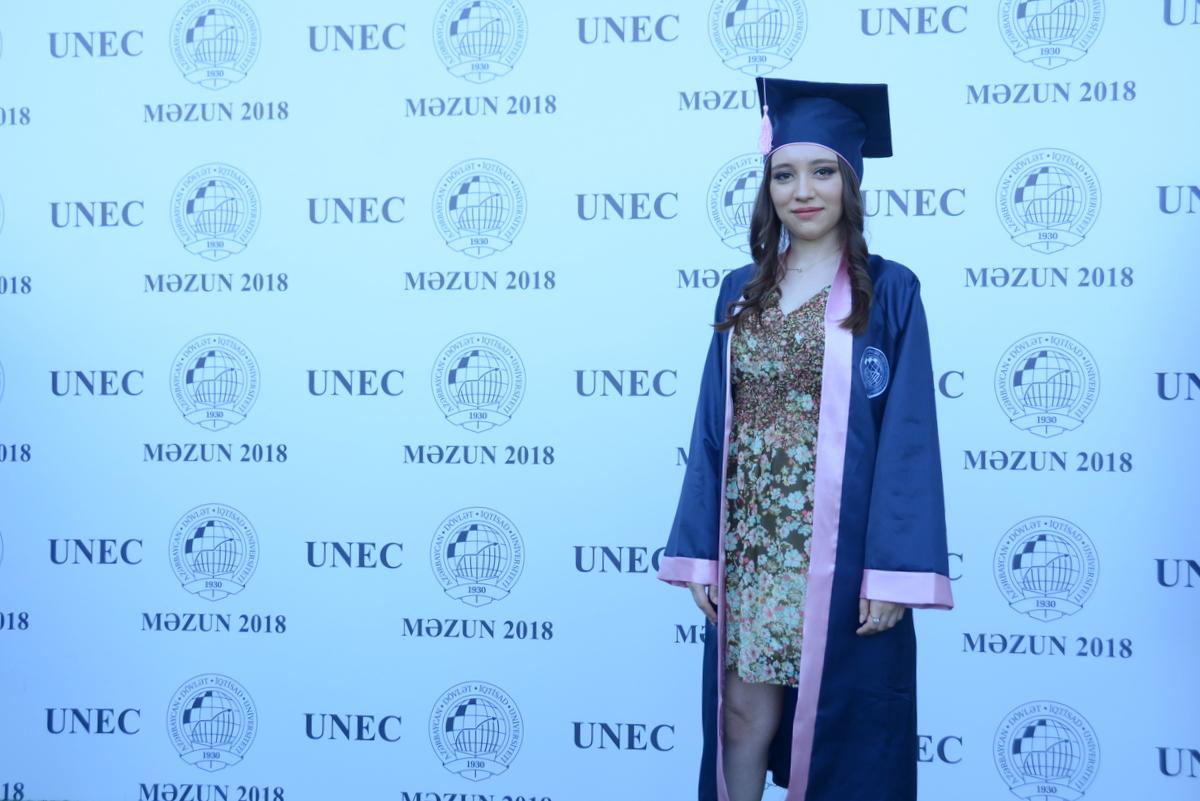 """""""UNEC-in ikinci əlaçı təqaüdü təhsilimizə, inkişafımıza investisiya etmək şansı verdi"""" - MUSAHİBƏ"""