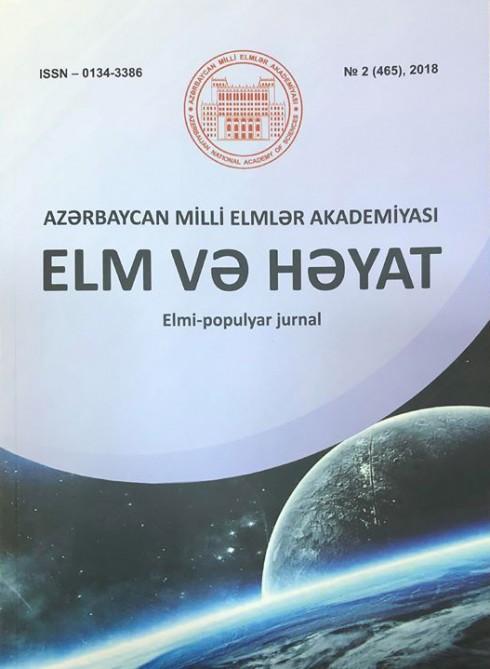 """""""Elm və həyat"""" jurnalının yeni nömrəsi nəşr olunub"""
