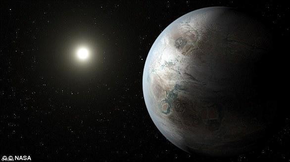 Yeni planet yarandı - Unikal kadrlar - FOTO