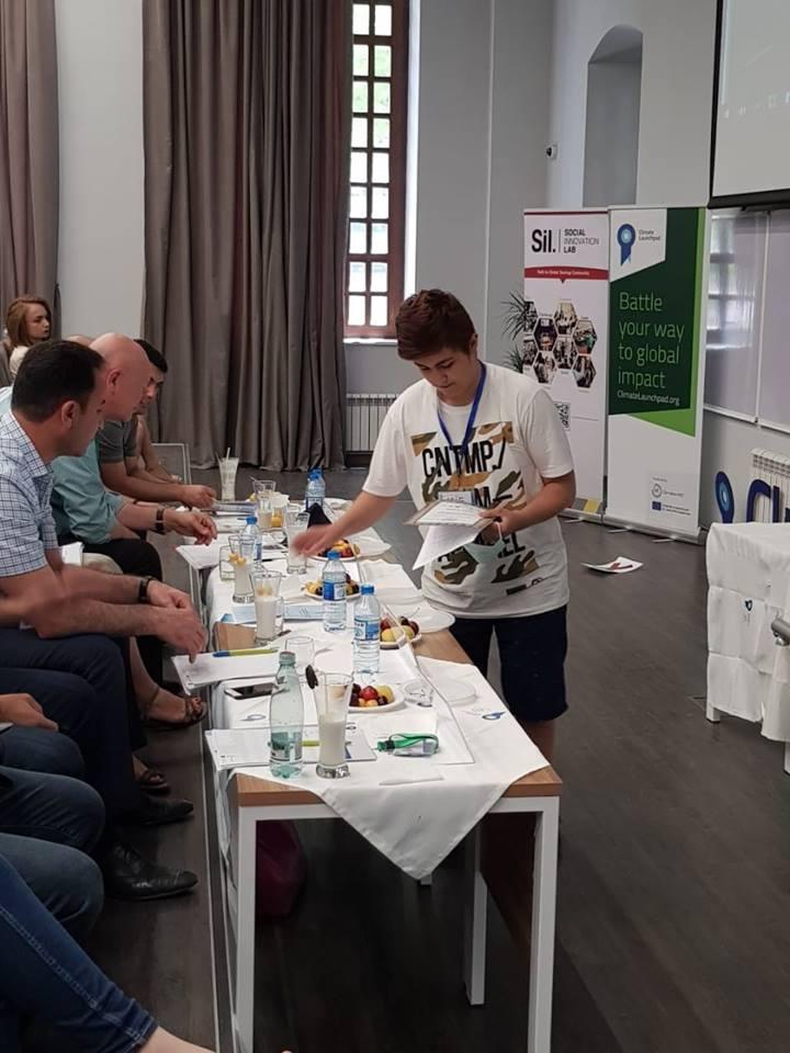 Azərbaycanlı məktəblinin ixtirası beynəlxalq müsabiqənin finalında- FOTOLAR