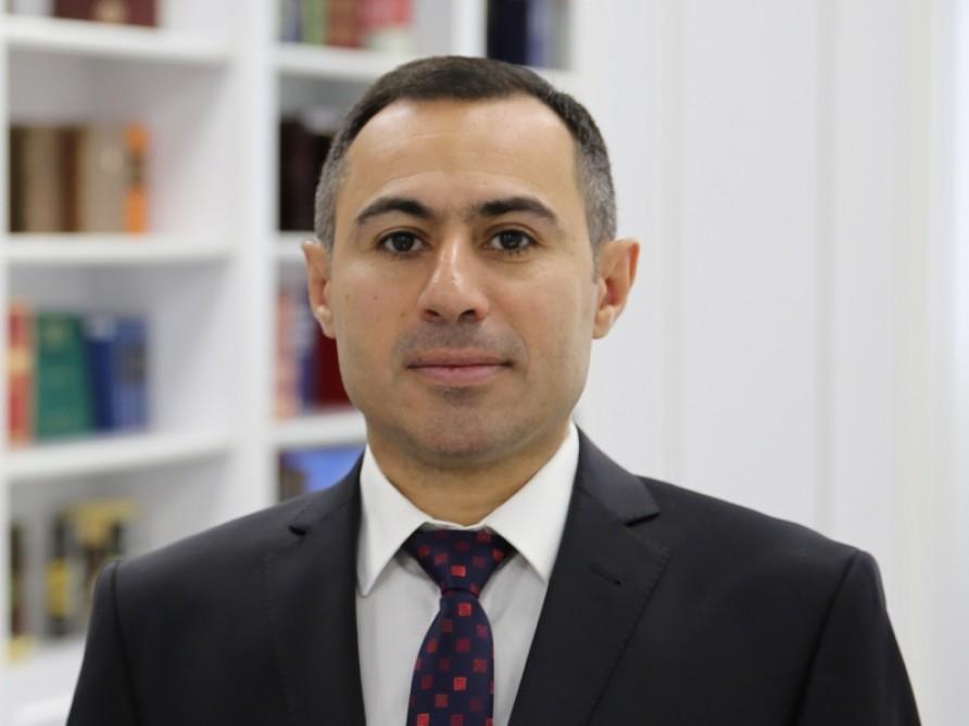 UNEC müəlliminin məqaləsi Türkiyədə nəşr edilib