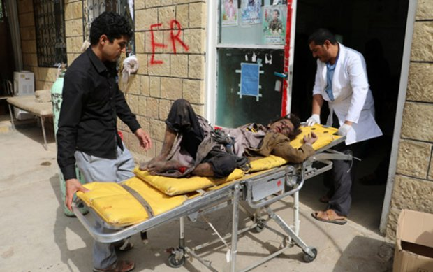 Məktəblilərin avtobusuna bomba atdılar – 50 ölü, 77 yaralı - FOTO
