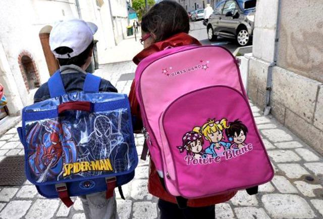 Şagirdin məktəb çantası neçə kiloqram olmalıdır? – Pediatrdan valideynlərə XƏBƏRDARLIQ!