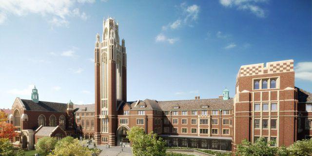 Dünyanın ən bahalı, 85 hektar əraziyə malik universiteti- FOTO