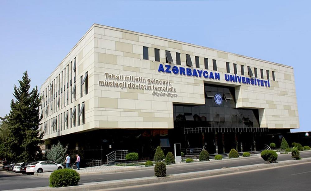 Gələn il Azərbaycan Universitetində V Avropa İqtisadi Konqresinin keçirilməsi planlaşdırılır