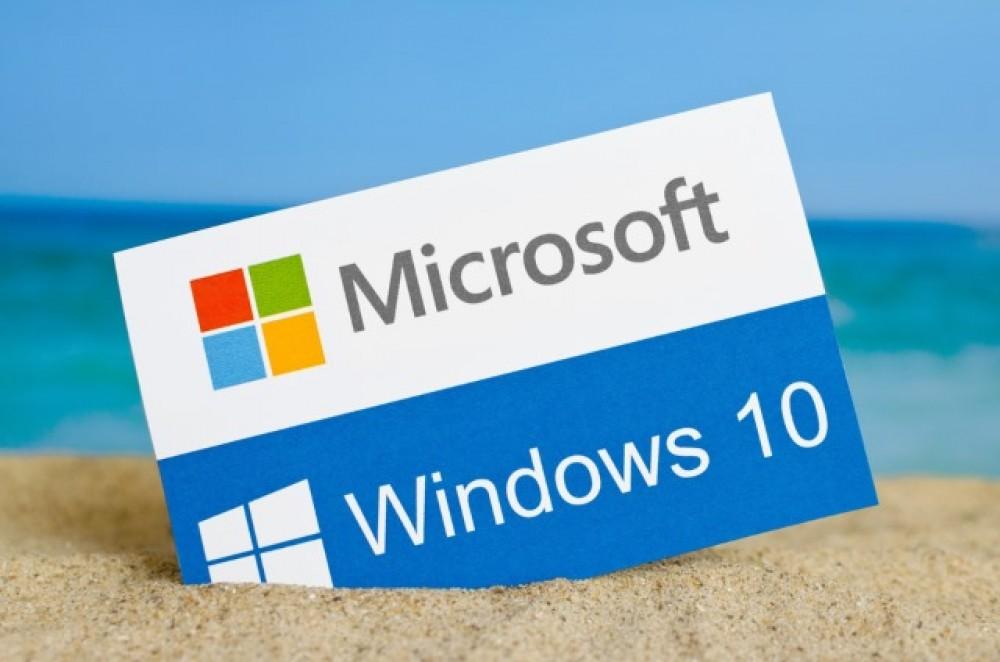 """Bu il korporativ seqmentdə """"Windows 10"""" sisteminin payı 48 faizədək artıb"""