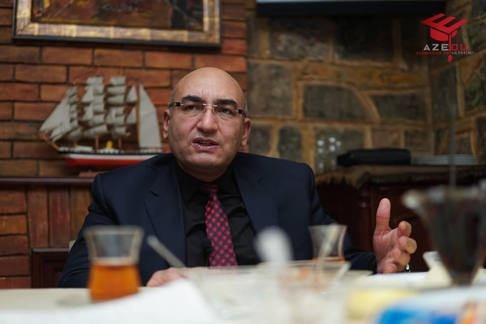"""Sabiq deputat kövrəldi: """"Sevgi qorxdusa, dəhşətli əzaba dönəcək""""- VİDEO"""