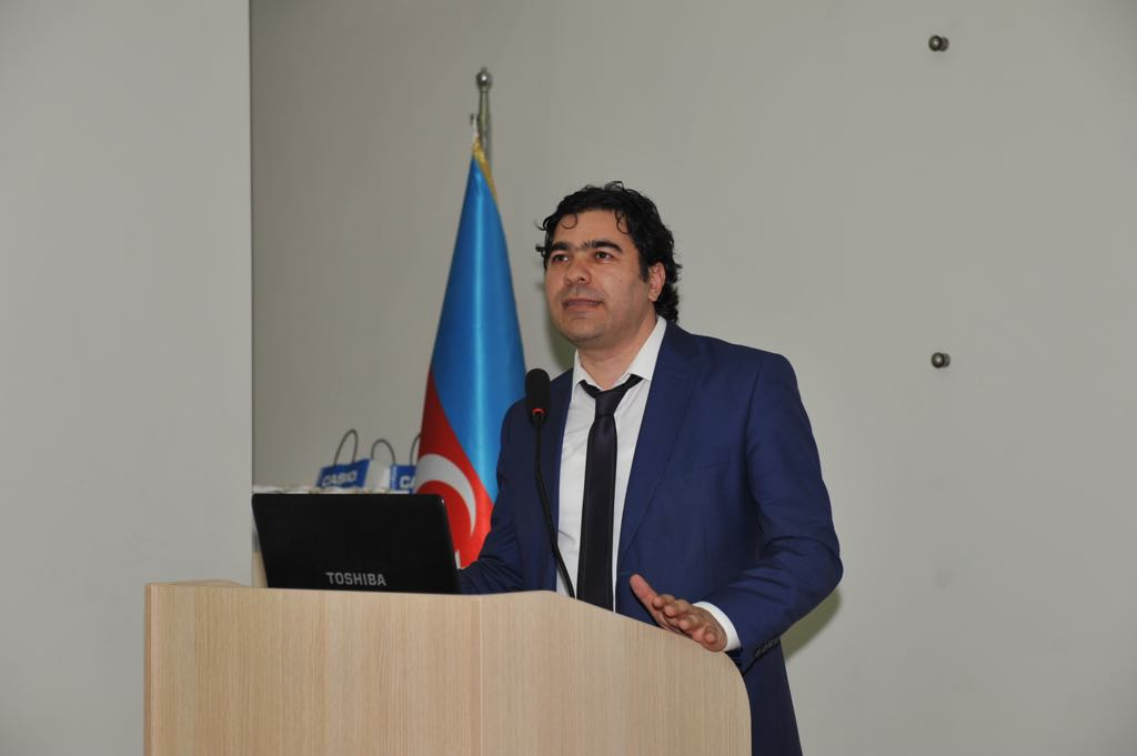 Elçin Süleymanov: