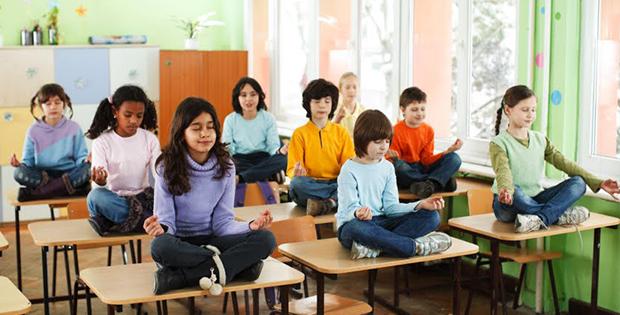 Uşaqların təhsil uğurlarını artırmağın yolu-MEDİTASİYA