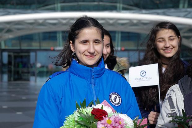 Reyhan Camalova dünyanın 100 ən nüfuzlu qadını arasında – BBC gənc ixtiraçını seçdi