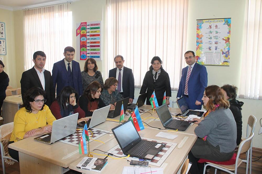 Dövlət İmtahan Mərkəzi yeni təhsil proqramları üzrə hazırlıq kursları təşkil edib