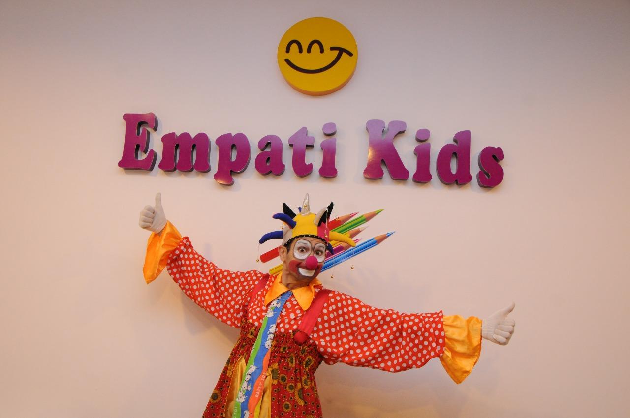 Empati Kids Körpələr evi - Uşaq bağçasıAÇILDI