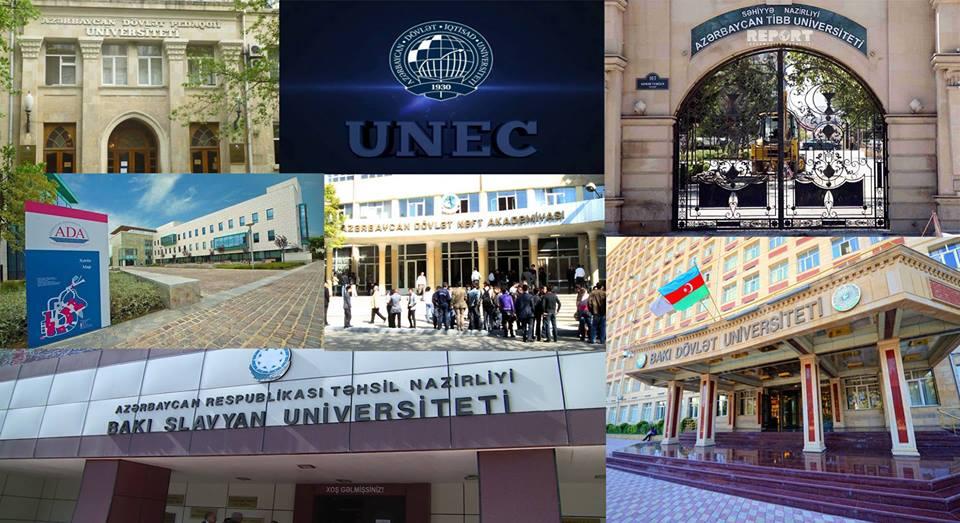 Universitetlərdə imtahanlar təxirə salındı