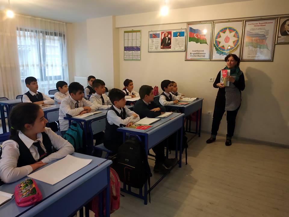 """""""Son vəsaitim qalana qədər bu məktəbi yaşadacağam"""" -Şərqiyyə Məmmədova"""