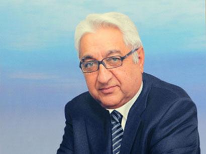 Akademik Arif Paşayevin 85 yaşı tamam oldu -FOTOLAR