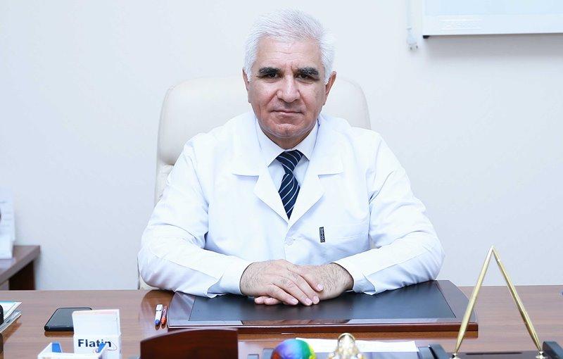 """Professor Xaləddin Musayev: """"Qəbizlik çox böyük fəsadlar yaradır"""" -MÜSAHİBƏ"""