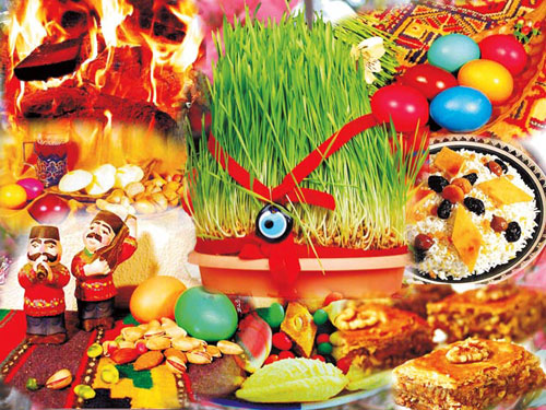 Müxtəlif türk xalqlarında Novruz bayramı-Tarixi ənənələr
