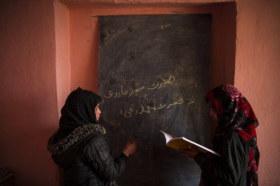 Əfqanıstan: Münaqişənin əziyyətini çəkən uşaqlar