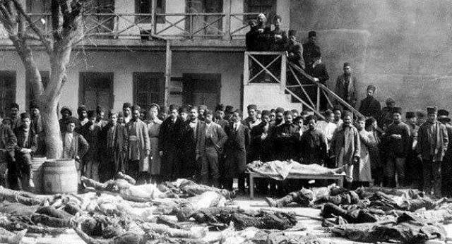 """Cümhuriyyətin Milli Matəm elan etdiyi Mart soyqırımının ildönümü ağrısı: """"Həmin gün məscidlərdə…""""-FOTOLAR"""