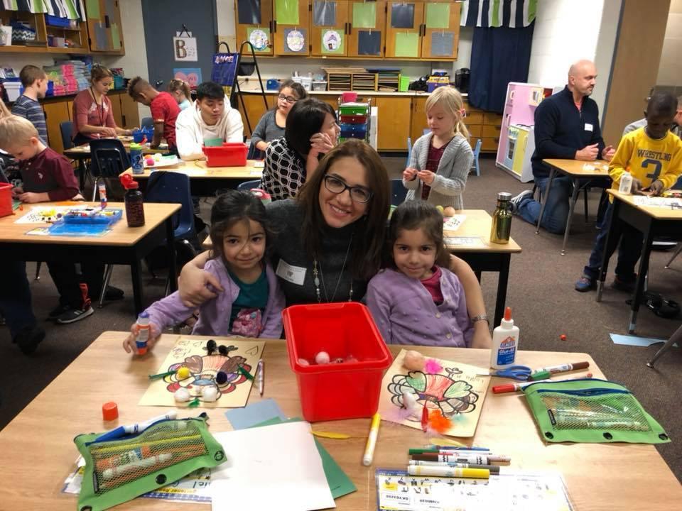 Üç azyaşlı uşaqla Miçiqan Universitetinin doktoranturasında təhsil alan azərbaycanlı xanım - Uğur hekayəsi