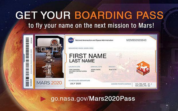 NASA adını Marsa göndərənlərin adları açıqladı - Azərbaycandan neçə nəfər var?