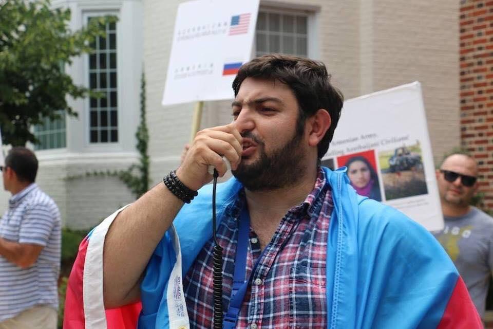 ABŞ-da yaşayan azərbaycanlı blogger - Maarif təbliğatçısı