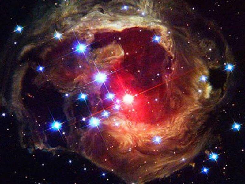 Kosmonavtlar Nibiru planetindən DANIŞDILAR