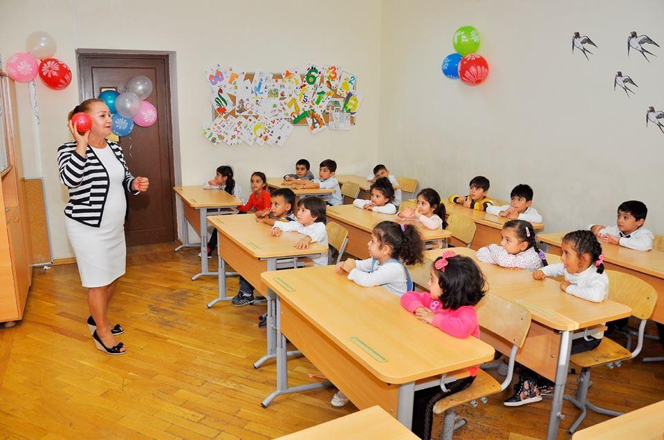 Azərbaycanda məktəbəqədər hazırlığa getməyən uşaqların sayı açıqlanıb