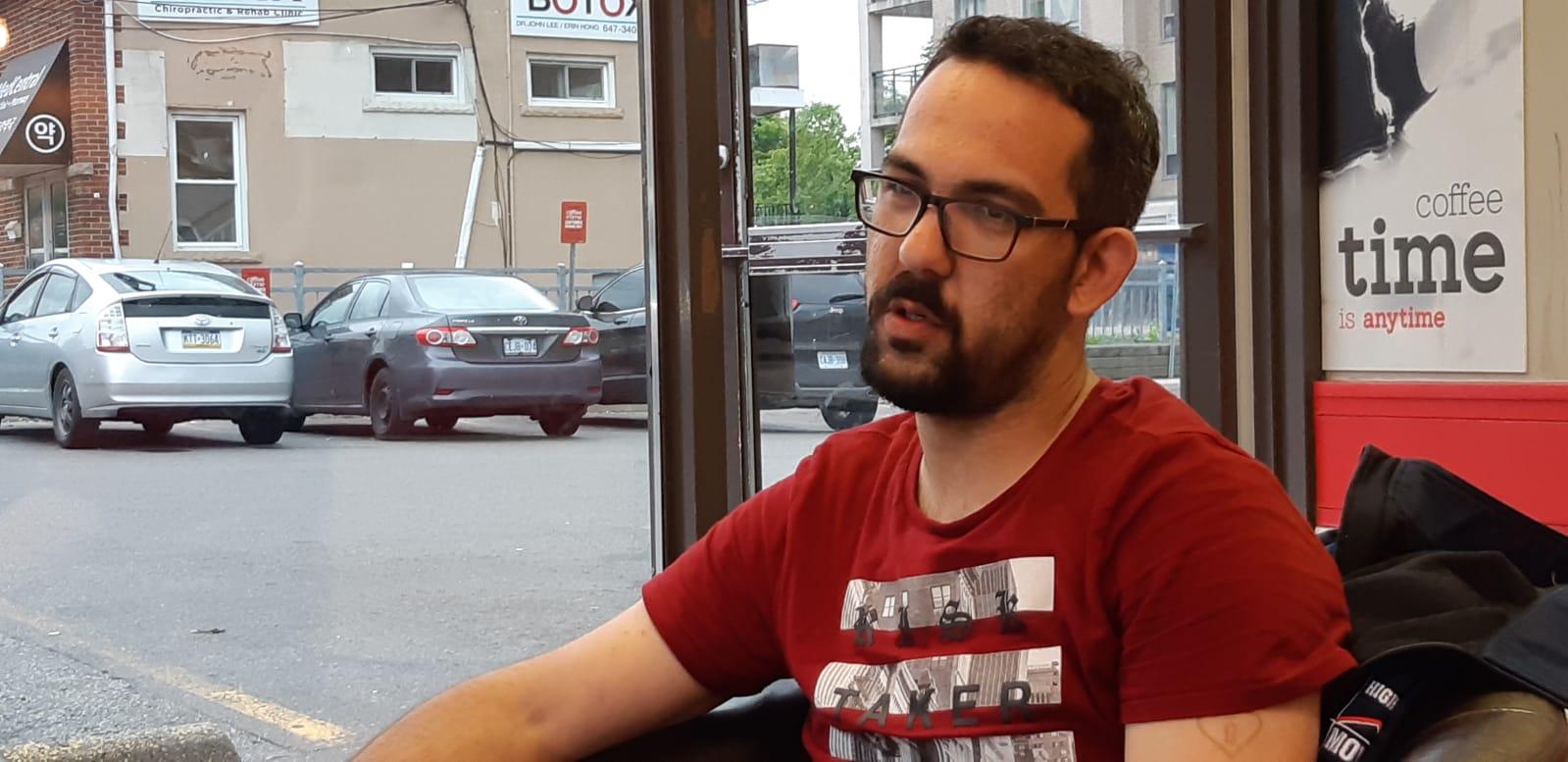 Kanadada yaşayan azərbaycanlı rəssam: