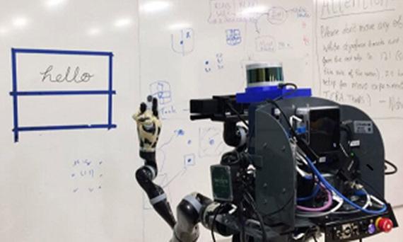 Marsda xüsusi robot stansiyası qurmaq istəyən Bakı məktəbliləri -